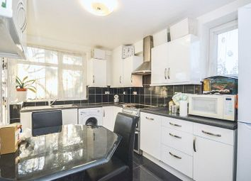 Thumbnail 3 bed flat to rent in Scrutton Close, London