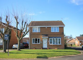Thumbnail 4 bed detached house for sale in Fairfield, Thirsk