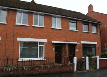 Thumbnail 3 bed terraced house for sale in Palmerston Park, Sydenham, Belfast