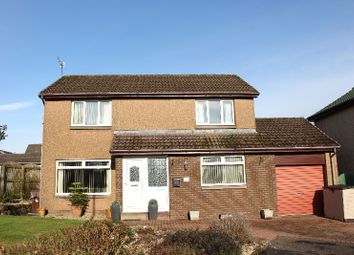 Thumbnail 4 bed detached house for sale in Buchan Drive, Dunblane, Dunblane