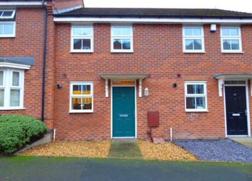 Thumbnail 2 bedroom terraced house for sale in Water Reed Grove, Walsall
