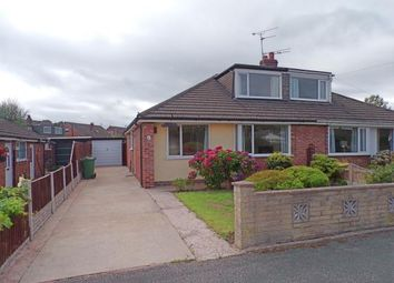 Thumbnail 2 bed bungalow for sale in Hayes Drive, Barnton, Northwich, Cheshire