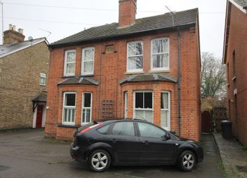 Thumbnail Semi-detached house for sale in St Judes Road, Englefield Green