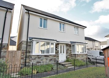 Thumbnail 4 bed detached house for sale in Cavendish Crescent, Newquay