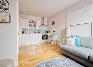 Thumbnail 1 bed flat for sale in Bartley Way, Hook