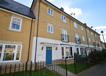 Thumbnail 5 bed town house for sale in Elderberry Road, Ipswich