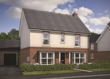 "Thumbnail 4 bedroom detached house for sale in ""The Halford Fields"" at Park Road, Hagley, Stourbridge"