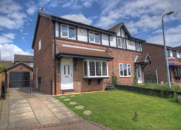 Thumbnail 3 bed semi-detached house for sale in Pinfold Meadows, Bridlington