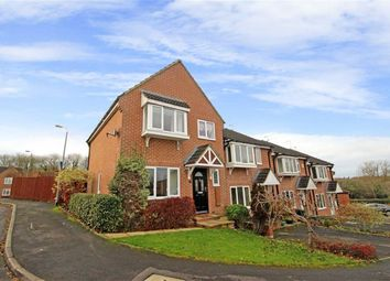 Thumbnail 3 bed end terrace house for sale in Oliver Close, The Prinnells, Swindon