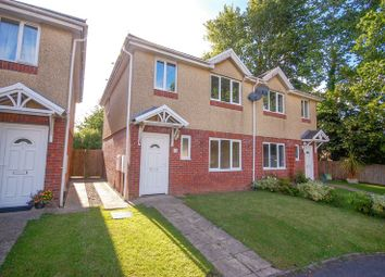 Thumbnail 3 bed semi-detached house to rent in Danybryn Road, Gorseinon, Swansea