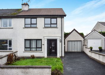 Thumbnail 3 bed semi-detached house for sale in Ashdale, Ballymena