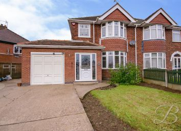3 bed semi-detached house for sale in Cardale Road, Pleasley, Mansfield NG19