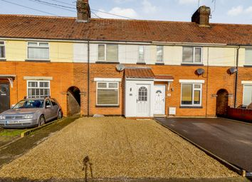 Thumbnail 3 bed terraced house for sale in Sproughton Road, Ipswich, Suffolk