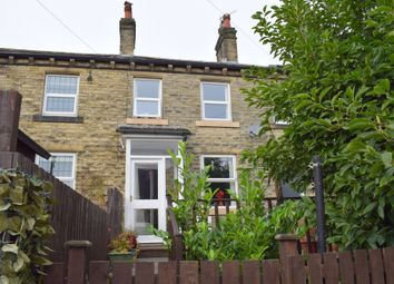 Thumbnail 2 bed terraced house for sale in Cooperative Terrace, Wooldale, Holmfirth