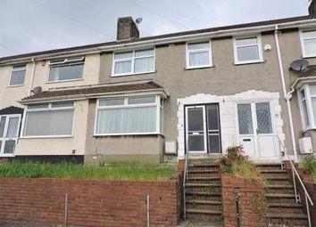 Thumbnail 3 bed terraced house for sale in Emlyn Terrace, Plasmarl, Swansea