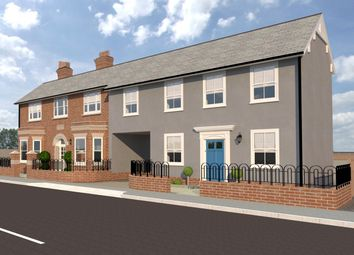 Thumbnail 4 bed link-detached house for sale in High Street, Kelvedon, Colchester