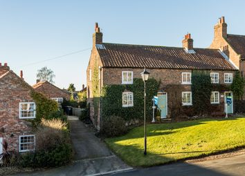 Thumbnail 4 bed cottage for sale in Church Hill, Crayke, York