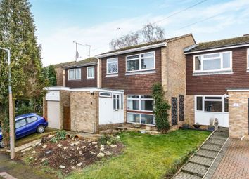 Thumbnail End terrace house for sale in Upton Close, Park Street, St. Albans