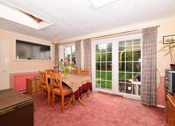 Thumbnail 3 bed link-detached house for sale in Wodehouse Close, Larkfield, Aylesford, Kent
