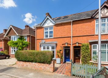 Thumbnail 4 bed semi-detached house to rent in Clifton Road, Newbury