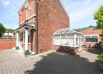 Thumbnail 3 bed detached house for sale in Dentons Green Lane, Dentons Green, St. Helens