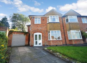 Thumbnail 4 bedroom semi-detached house for sale in Wintersdale Road, Evington, Leicester