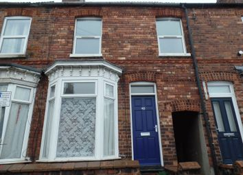 2 bed terraced house to rent in Victoria Terrace, Lincoln LN1