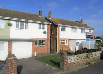 Thumbnail 3 bed semi-detached house to rent in Slade Road, Holland-On-Sea