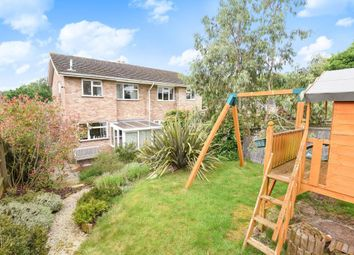 Thumbnail 3 bedroom semi-detached house for sale in Leafield Road, Temple Cowley