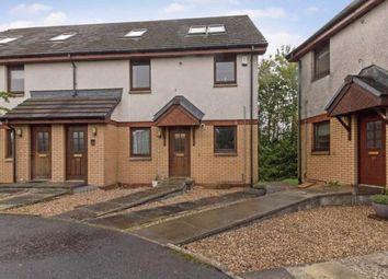 Thumbnail 2 bed flat for sale in Finglen Crescent, Tullibody, Alloa, Clackmannanshire