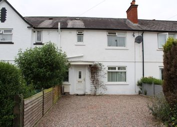 Thumbnail 3 bed terraced house to rent in Ardgreenan Gardens, Belfast