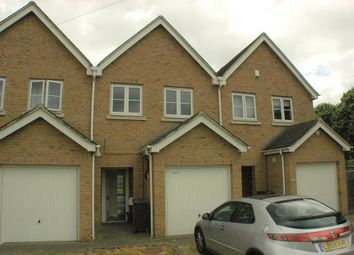Thumbnail 3 bed terraced house to rent in Leatherhead Road, Chessington