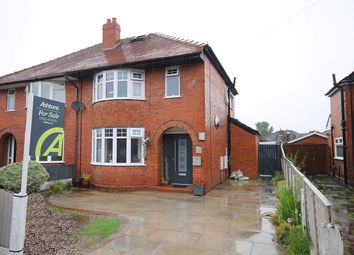 Thumbnail 3 bed semi-detached house for sale in Wilmot Avenue, Great Sankey, Warrington