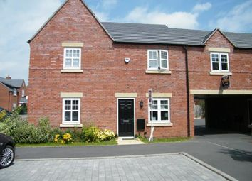 Thumbnail 2 bed terraced house for sale in Harper Close, Winnington, Northwich, Cheshire