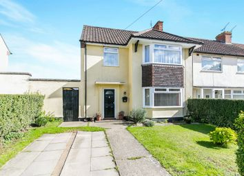 Thumbnail 3 bed end terrace house for sale in Shenstone Drive, Ipswich