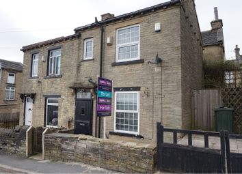Thumbnail 2 bedroom semi-detached house to rent in Fleece Street, Bradford