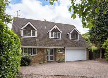 Thumbnail 4 bed detached house for sale in Memorial Avenue, Shiplake Cross