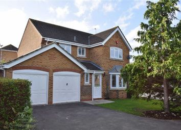 Thumbnail 4 bed detached house for sale in Turpin Way, Chippenham, Wiltshire