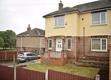 Thumbnail 3 bed semi-detached house for sale in Mapletoft Avenue, Mansfield Woodhouse