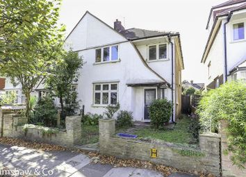 Thumbnail 3 bed property for sale in Park Drive, Acton Town, London