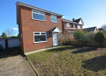 Thumbnail 3 bed detached house for sale in Grange Road, Oulton Broad, Lowestoft
