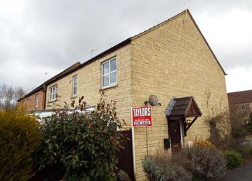 Thumbnail 1 bed end terrace house for sale in The Bramblings, Bicester, Oxfordshire