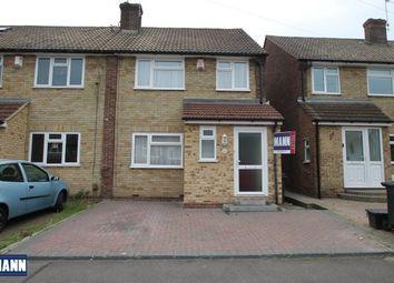 Thumbnail 3 bedroom property to rent in Lavinia Road, Dartford