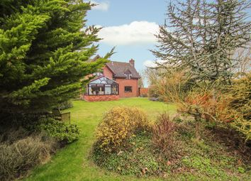 Thumbnail 4 bed detached house for sale in Offton Road, Ringshall, Stowmarket