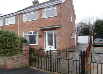 Thumbnail 3 bedroom semi-detached house to rent in Peakes Avenue, New Waltham, Grimsby