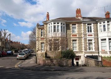 Thumbnail 3 bed flat to rent in Zetland Road, Redland, Bristol