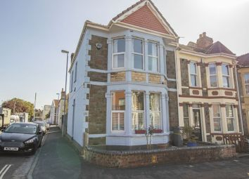 Thumbnail 3 bed terraced house for sale in Oakleigh Avenue, Whitehall, Bristol
