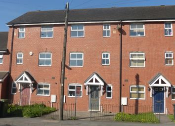 Thumbnail 3 bed terraced house for sale in Railway View, Barrs Court Road, Hereford