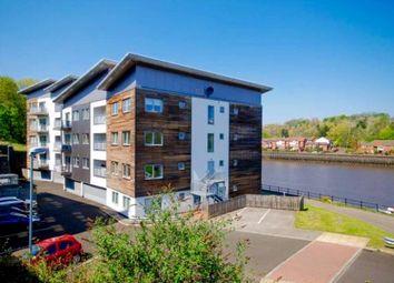 Thumbnail 1 bedroom flat for sale in Friars Wharf, Greenlane, Felling, Gateshead