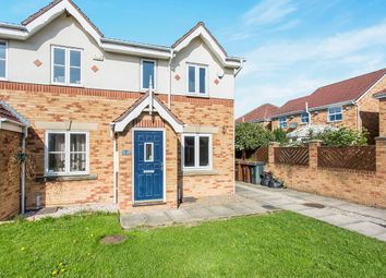 Thumbnail 2 bed semi-detached house to rent in Providence Green, Pontefract